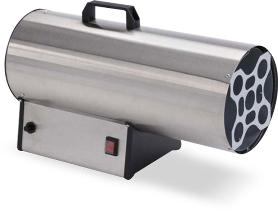 Portable Air Forced 10kw Blow Heater