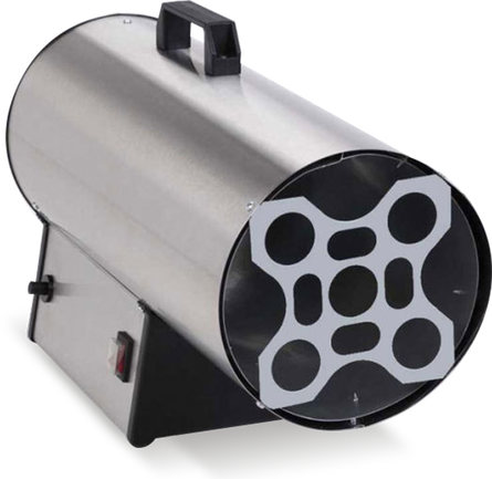 Portable Air Forced 15kw Blow Heater