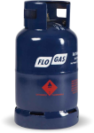 13kg Butane Gas Cylinder (20mm Clip on Regulator)