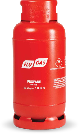 19kg Propane Gas Cylinder (Screw Fit)